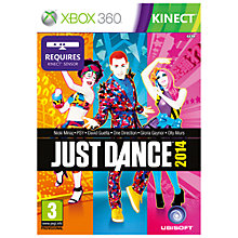 Buy Just Dance 2014, Xbox 360 Online at johnlewis.com