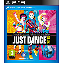 Buy Just Dance 2014, PS3 Online at johnlewis.com