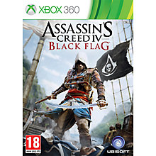 Buy Assassin's Creed IV: Black Flag, Xbox 360 Online at johnlewis.com