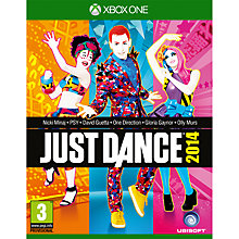 Buy Just Dance 2014, Xbox One Online at johnlewis.com