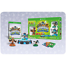 Buy Skylanders Swap Force Starter Pack, Xbox One Online at johnlewis.com