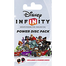 Buy Disney Infinity Power Disc Pack, All Platforms Online at johnlewis.com