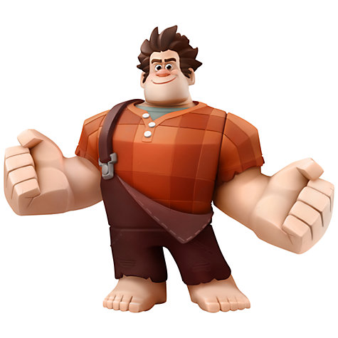 -It Ralph Figure, PS3/Xbox 360/Wii/Wii U/3DS Online at johnlewis.com