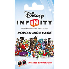 Buy Disney Infinity Power Disc Wave 2 Pack, All Platforms Online at johnlewis.com