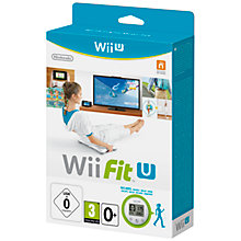 Buy Wii Fit U with Fit Meter, Wii U Online at johnlewis.com