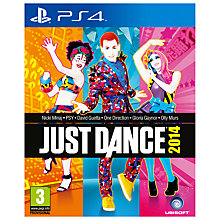 Buy Just Dance 2014, PS4 Online at johnlewis.com