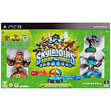Buy Skylanders Swap Force Starter Pack, PS3 Online at johnlewis.com
