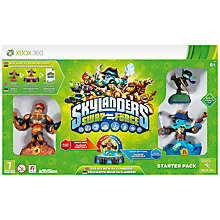Buy Skylanders Swap Force Starter Pack, Xbox 360 Online at johnlewis.com