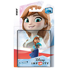 Buy Disney Infinity Anna Figure, PS3/Xbox 360/Wii/Wii U/3DS Online at johnlewis.com