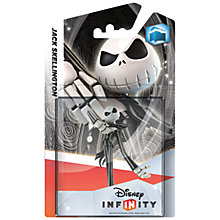 Buy Disney Infinity Jack Skellington Figure, PS3/Xbox 360/Wii/Wii U/3DS Online at johnlewis.com