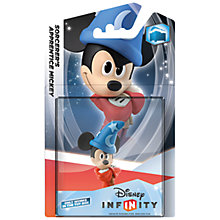 Buy Disney Infinity Mickey Mouse Figure, PS3/Xbox 360/Wii/Wii U/3DS Online at johnlewis.com