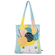 Buy Donna Wilson for John Lewis Woolly Wendy Tote Bag Online at johnlewis.com