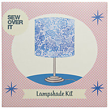 Buy John Lewis Sew Over It Lampshade Kit Online at johnlewis.com