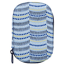 Buy John Lewis Apples Sewing Kit, Blue Multi Online at johnlewis.com