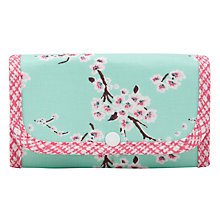 Buy John Lewis Blossom Folding Sew Kit, Blue/Pink Online at johnlewis.com
