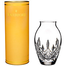 Buy Waterford Lismore Honey Bud Vase, Clear Online at johnlewis.com