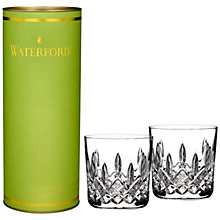 Buy Waterford Lismore Tumbler, Clear, Set Of 2 Online at johnlewis.com