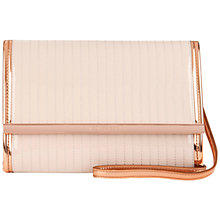 Buy Ted Baker Madela Mini iPad Case, Nude Pink Online at johnlewis.com