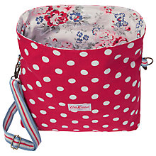 Buy Cath Kidson Reversible Messenger Shoulder Bag Online at johnlewis.com
