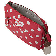 Buy Cath Kidson Double Zip Shoulder Bag Online at johnlewis.com