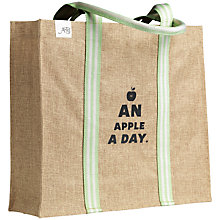 Buy Apple & Bee Eco Tote Bag Online at johnlewis.com