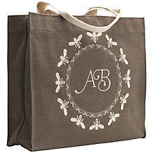 Buy Apple & Bee Canvas Tote Bag Online at johnlewis.com
