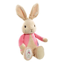 Buy My First Flopsy Rabbit Soft Toy Online at johnlewis.com