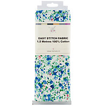 Buy The Craft Cotton Co. Floral Fabric Online at johnlewis.com