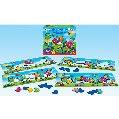 Buy Counting Caterpillars Number Game Online at johnlewis.com