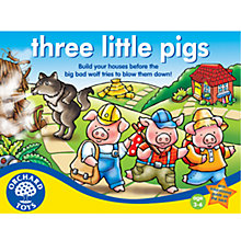 Buy Three Little Pigs Counting Game Online at johnlewis.com