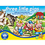 Three Little Pigs Counting Game