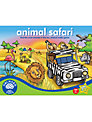 Animal Safari Maths Game