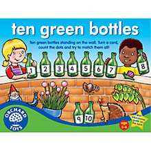 Buy Green Bottles Memory Game Online at johnlewis.com