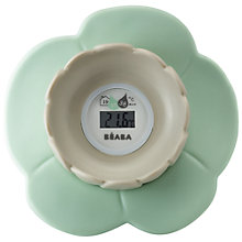 Buy Beaba Bath and Room Thermometer, Blue Online at johnlewis.com