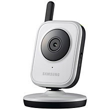 Buy Samsung SEB-1019RW Add-On Night Vision Baby Monitor Camera Online at johnlewis.com