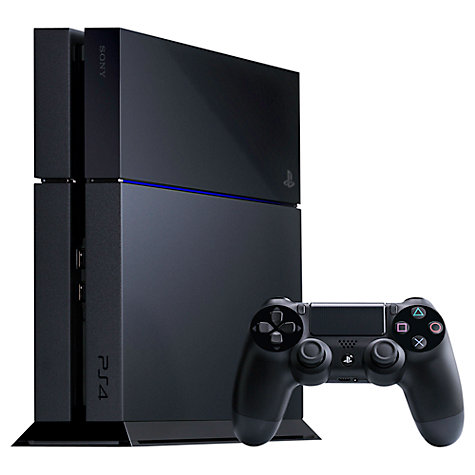 Buy Sony PlayStation 4 Console Online at johnlewis.com