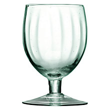 Buy LSA International Mia Wine Glass, Clear, Set Of 4 Online at johnlewis.com