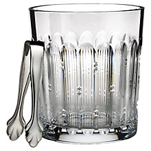 Buy Waterford Mixology Ice Bucket Online at johnlewis.com