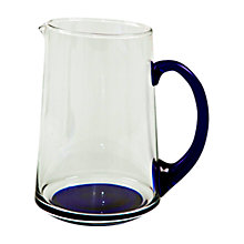 Buy Denby Malmo Water Jug, Clear Online at johnlewis.com