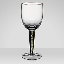 Buy Denby Jet Red Wine Glass, Clear, Pack Of 2 Online at johnlewis.com