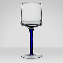 Buy Denby Malmo White Wine Glass, Clear, Pair Of 2 Online at johnlewis.com