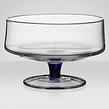 Buy Denby Malmo Dessert Bowl, Clear Online at johnlewis.com