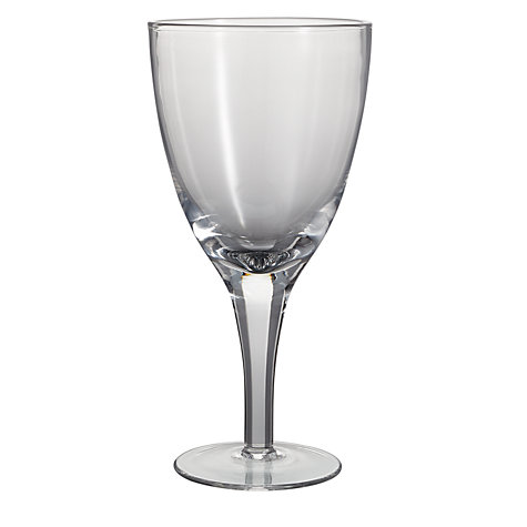 Buy Denby Azure Red Wine Glass, Clear, Pack Of 2 Online at johnlewis.com