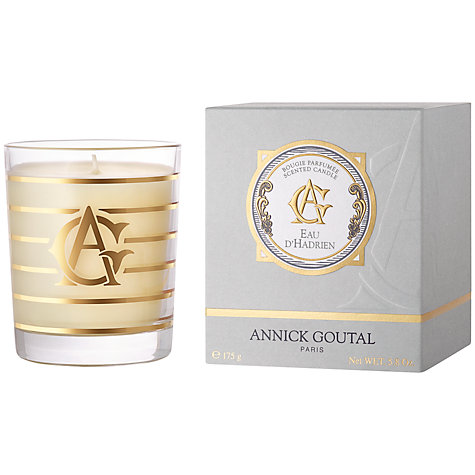 Buy Annick Goutal Eau D'Hadrien Candle, 175g Online at johnlewis.com
