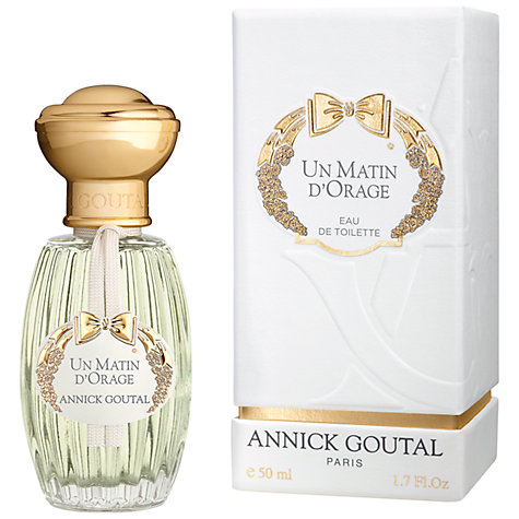 Buy Annick Goutal Un Matin D'Orage Eau de Toilette, 50ml Online at johnlewis.com