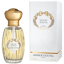 Buy Annick Goutal Grand Amour Eau de Toilette Spray, 100ml Online at johnlewis.com