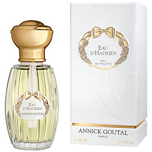 Buy Annick Goutal Eau D'Hadrien Eau de Toilette, 100ml Online at johnlewis.com