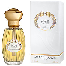 Buy Annick Goutal Grand Amour Eau de Parfum Spray, 100ml Online at johnlewis.com