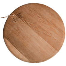 Buy Dassie Wine Barrel Cheese Platter, Brown Online at johnlewis.com