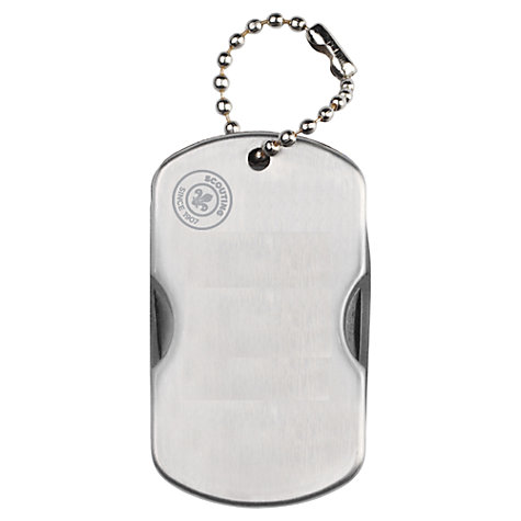 Buy True Utility Scout Dog Tag Tool Online at johnlewis.com